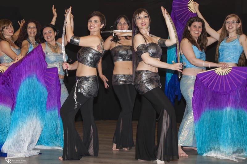 Compagnia di Danza del Ventre Costellazione d'Oriente - Officine del Sole Saronno