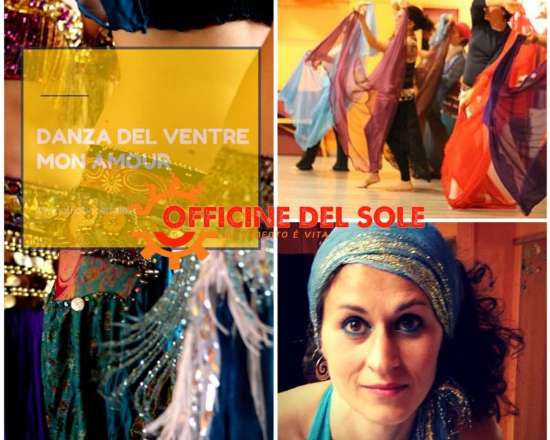 Scopriamoli insieme ad Alessia Pierri, Insegnante diplomata di Danza del Ventre, co fondatrice di Officine del Sole. Luogo di movimento e benessere